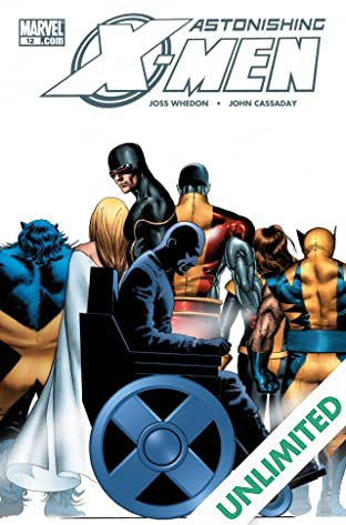 Astonishing X-Men (2004-2013) #12